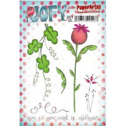 PaperArtsy Stamp - JOFY Collection JOFY49